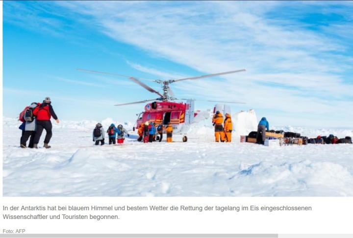AntarktisRussischerEisbrecherGerettet012014
