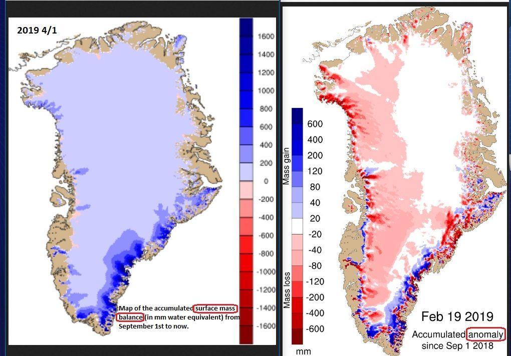Dänischer Wetterdienst Bringt Grönlandeis Zum Schmelzen Neue
